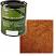 Ancient Amber 415 - Endura Faux Fusion Concrete Stain