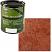 Chipotle Red 419 - Endura Faux Fusion Concrete Stain