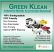 Green Klean Concrete & Mortar Dissolver Label