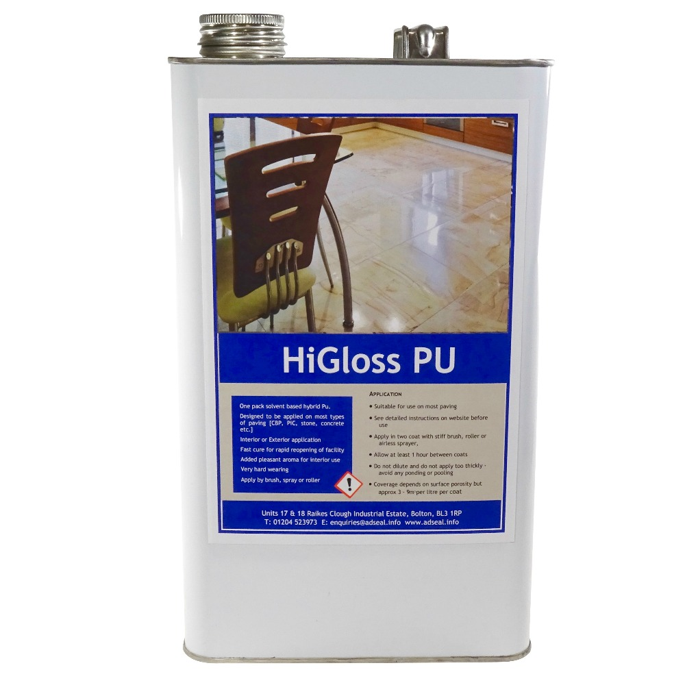 High-gloss Polyurethane Sealer