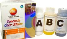 Translucent Concrete Colour Enhancers